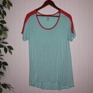 Lularoe Short Sleeve Tee Shirt Size Sm